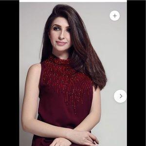Pakistani Indian outfit - small Natasha Kamal